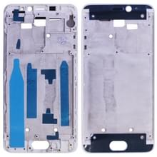 Midden Frame Bezel plaat voor Meizu M5 notitie / Meilan aantekening 5 (wit)