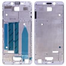 Midden Frame Bezel plaat voor Meizu M6s / Meilan S6 (wit)