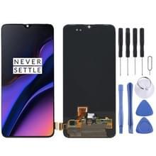 LCD-scherm en Digitizer voor OnePlus 6T (zwart)