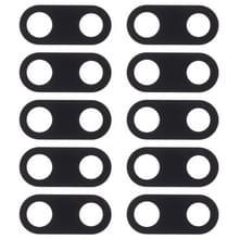 Camera lenscover terug voor Nokia 3 (zwart)