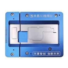 Mijing Z13 3 in 1 BGA reballing stencil platform jig armatuur voor iPhone X/XS/XS MAX