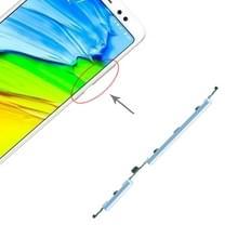 Aan/uit-knop en volume regelaar voor Xiaomi Redmi Note 5/Redmi Note 5 Pro (blauw)