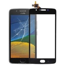 Touch panel digitizer voor Motorola Moto G5 (zwart)