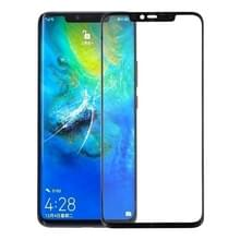 Front screen buitenste glazen lens voor Huawei mate 20 Pro (zwart)