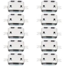 10 stuks opladen poort connector voor Motorola Moto ME525