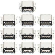 10 stuks opladen poort connector voor Motorola Moto Z XT1650 XT1635