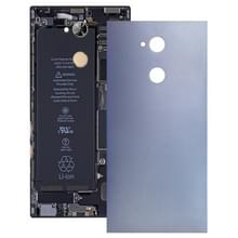 Achterste schutblad met Zijtoetsen voor Sony Xperia XA2 Ultra(Grey)