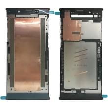 Voorzijde huisvesting LCD Frame Bezel voor Sony Xperia L1 (zwart)