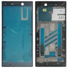 Voorzijde huisvesting LCD Frame Bezel voor Sony Xperia L2 (zwart)