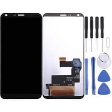LCD-scherm en Digitizer voor LG Q6 V6 PLUS LG-M700 M700 M700A US700 M700H M703 M700Y(Black)