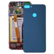 Achtercover voor Huawei Honor 9i (blauw)