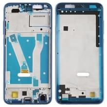 Front behuizing LCD-frame bezel voor Huawei Honor 9 Lite (blauw)