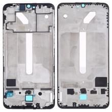 Front behuizing LCD-omlijsting plaat voor vivo iQOO (zwart)