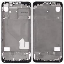 Front behuizing LCD-omlijsting plaat voor vivo X21i (zwart)