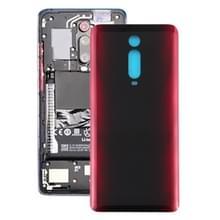 Batterij achtercover voor Xiaomi Redmi K20/K20 Pro (rood)