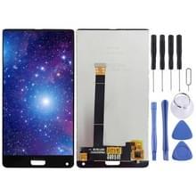 LCD-scherm en digitizer volledige montage voor Elalarmtoestel S8 (zwart)
