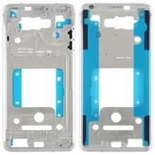 Front behuizing LCD frame bezel Plate voor LG V30/VS996/LS998U/H933/LS998U/H930 (zilver)
