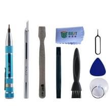 18 in 1 beste BST-608 Demonteer gereedschap mobiele openning reparatie gereedschapsset