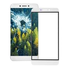 Letv Le 1s / X500 met 8 knop Flex kabels Touch Panel Replacement(White)