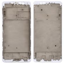 Vivo X20 Front huisvesting LCD Frame Bezel Plate(White)
