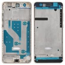 Middelste omlijsting plaat met Zijkleutels voor Huawei P10 Lite (goud)