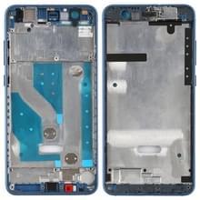 Middelste omlijsting plaat met Zijkleutel voor Huawei P10 Lite (blauw)