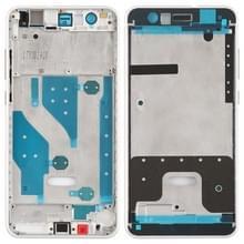 Middelste omlijsting plaat met Zijkleutels voor Huawei P10 Lite (wit)