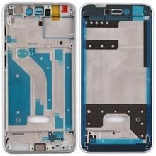 Middelste omlijsting plaat met Zijkleutels voor Huawei Honor 8 Lite (wit)