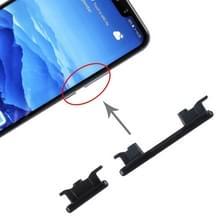 Zijkleutels voor Huawei mate 20 Lite (zwart)
