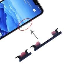 Zijkleutels voor Huawei mate 20 Lite (blauw)