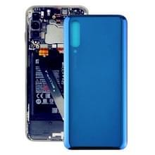 Batterij achtercover voor Xiaomi mi CC9 (blauw)