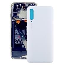 Batterij achtercover voor Xiaomi mi CC9 (wit)