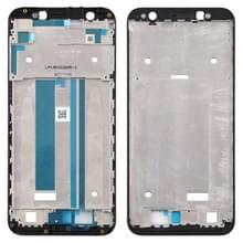 Middelste omlijsting plaat voor ASUS Zenfone Max (M1) ZB555KL (zwart)