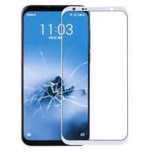 Front screen buitenste glazen lens voor Meizu 16 plus (wit)