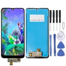LCD-scherm en digitizer volledige montage voor LG q60 (2019)/X525ZA/X525BAW/X525HA/X525ZAW/X6 (2019)/LMX625N/X625N/X525 (zwart)