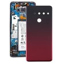 Batterij achtercover voor LG G8s ThinQ (rood)