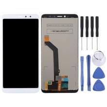 LCD-scherm en digitizer volledige assemblage voor Xiaomi Redmi S2 (wit)