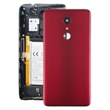 Originele batterij achtercover voor LG Q9 (rood)