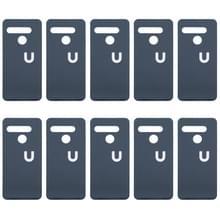 10 STKS terug behuizing cover lijm voor LG Q70