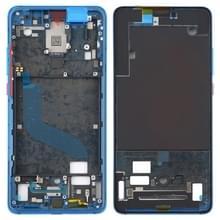 Front behuizing LCD-frame bezel plaat voor Xiaomi Redmi K20/Redmi K20 Pro/mi 9T/mi 9T Pro (blauw)