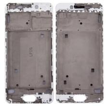 Vivo X7 Front huisvesting LCD Frame Bezel Plate(White)
