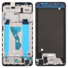 Voorzijde behuizing LCD frame bezel Plate voor Meizu V8 (zwart)