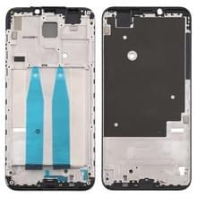 Voorzijde behuizing LCD frame bezel Plate voor Meizu X8 (zwart)