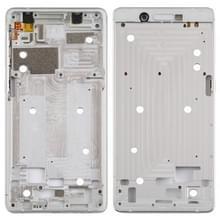 Front behuizing LCD-frame bezel plaat voor Nokia 7 TA-1041 (wit)