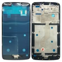 Voorzijde huisvesting LCD Frame Bezel voor Motorola Moto G5(Grey)