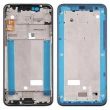 Voorzijde behuizing LCD-omlijsting plaat voor Nokia 5 1 plus (X5) TA-1102 TA-1105 TA-1108 TA-1109 TA-1112 TA-1120 TA-1199 (zwart)