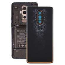 Originele batterij achtercover voor OnePlus 7T Pro (zwart)