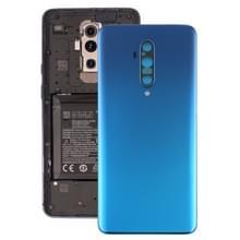 Originele batterij achterkant voor OnePlus 7T Pro (Blauw)