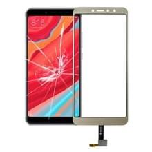 Touch panel voor Xiaomi Redmi S2 (goud)