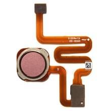 Vingerafdruk sensor Flex kabel voor Xiaomi Redmi S2 (roze)
